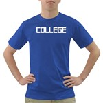 College Men s Color T-Shirt