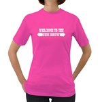 Welcome To The Gun Show Women s Color T-Shirt