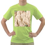 Paper 2385243 960 720 Green T-Shirt
