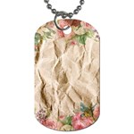 Paper 2385243 960 720 Dog Tag (One Side)