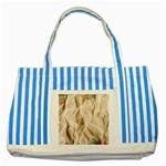 Paper 2385243 960 720 Striped Blue Tote Bag