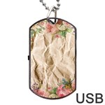 Paper 2385243 960 720 Dog Tag USB Flash (Two Sides)