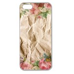 Paper 2385243 960 720 Apple Seamless iPhone 5 Case (Clear)