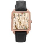 Paper 2385243 960 720 Rose Gold Leather Watch