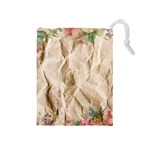 Paper 2385243 960 720 Drawstring Pouch (Medium)