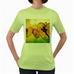 Elves 2769599 960 720 Women s Green T-Shirt