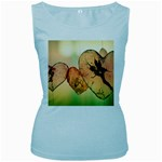 Elves 2769599 960 720 Women s Baby Blue Tank Top