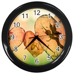 Elves 2769599 960 720 Wall Clock (Black)