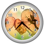 Elves 2769599 960 720 Wall Clock (Silver)