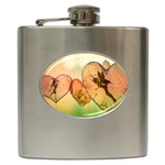 Elves 2769599 960 720 Hip Flask (6 oz)