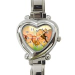 Elves 2769599 960 720 Heart Italian Charm Watch