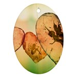 Elves 2769599 960 720 Oval Ornament (Two Sides)