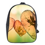 Elves 2769599 960 720 School Bag (Large)