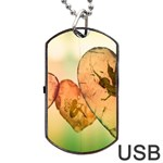 Elves 2769599 960 720 Dog Tag USB Flash (One Side)