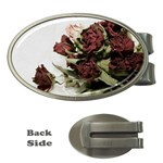 Roses 1802790 960 720 Money Clips (Oval)