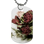 Roses 1802790 960 720 Dog Tag (Two Sides)
