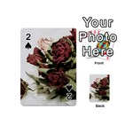 Roses 1802790 960 720 Playing Cards 54 (Mini)
