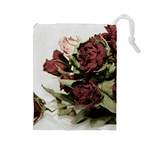 Roses 1802790 960 720 Drawstring Pouch (Large)