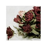 Roses 1802790 960 720 Small Satin Scarf (Square)