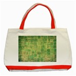 Abstract 1846980 960 720 Classic Tote Bag (Red)
