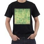Abstract 1846980 960 720 Men s T-Shirt (Black)