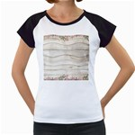 On Wood 2188537 1920 Women s Cap Sleeve T