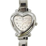 On Wood 2188537 1920 Heart Italian Charm Watch