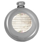 On Wood 2188537 1920 Round Hip Flask (5 oz)