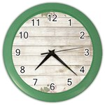 On Wood 2188537 1920 Color Wall Clock