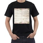 On Wood 2188537 1920 Men s T-Shirt (Black)