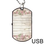 On Wood 2188537 1920 Dog Tag USB Flash (One Side)