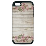 On Wood 2188537 1920 Apple iPhone 5 Hardshell Case (PC+Silicone)