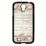 On Wood 2188537 1920 Samsung Galaxy S4 I9500/ I9505 Case (Black)