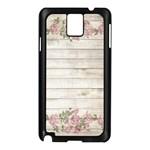 On Wood 2188537 1920 Samsung Galaxy Note 3 N9005 Case (Black)