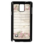 On Wood 2188537 1920 Samsung Galaxy Note 4 Case (Black)