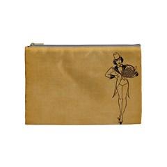 Flapper 1515869 1280 Cosmetic Bag (medium) by vintage2030