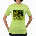 Vintage 1501558 1280 Women s Green T-Shirt