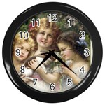 Vintage 1501558 1280 Wall Clock (Black)