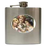 Vintage 1501558 1280 Hip Flask (6 oz)