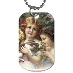Vintage 1501558 1280 Dog Tag (Two Sides)