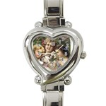 Vintage 1501558 1280 Heart Italian Charm Watch