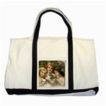 Vintage 1501558 1280 Two Tone Tote Bag