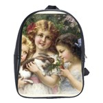 Vintage 1501558 1280 School Bag (Large)