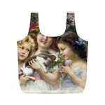 Vintage 1501558 1280 Full Print Recycle Bag (M)