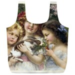Vintage 1501558 1280 Full Print Recycle Bag (XL)