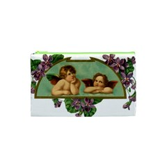 Angel 1332287 1920 Cosmetic Bag (xs) by vintage2030