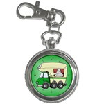 RV Travel Trailer Motorhome Camping Key Chain Watch