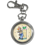 PET SHOP Vet Veterinarian Store Women Key Chain Watch
