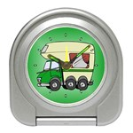 RV Travel Trailer Motorhome Camping Desk Alarm Clock