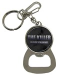 The Killer Movie Channel Bottle Opener Key Chain